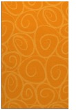 rug #668193 |  light-orange circles rug