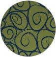rug #668238 | round rug