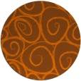 rug #668459 | round circles rug