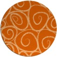 rug #668461 | round circles rug