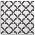 rug #668913 | square black retro rug