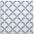 rug #669017 | square blue-violet retro rug