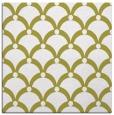 rug #669225 | square light-green retro rug