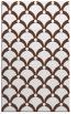 rug #669625 |  black retro rug