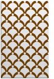 rug #669753 |  mid-brown retro rug
