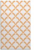 rug #669869 |  red-orange retro rug