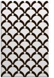rug #669905 |  brown retro rug
