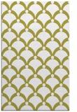 rug #669929 |  light-green retro rug