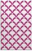 rug #669937 |  pink rug