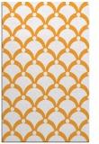 rug #669953 |  light-orange retro rug