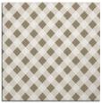 rug #670665   square beige check rug