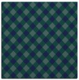 rug #670697 | square blue check rug