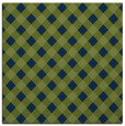 rug #670701 | square blue check rug