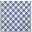 rug #670705 | square blue check rug