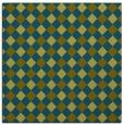 rug #670727 | square check rug