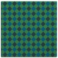 rug #670745 | square blue rug