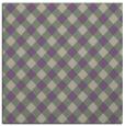 rug #670845 | square purple check rug