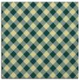rug #670869 | square yellow rug