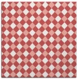 rug #670885 | square white check rug
