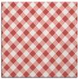 rug #670887 | square check rug