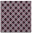 rug #670901   square purple check rug