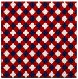 rug #670908 | square check rug