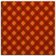 rug #670909 | square red check rug