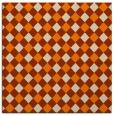 rug #670981 | square beige check rug