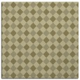 rug #670989 | square light-green check rug