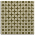 rug #670997 | square light-green check rug
