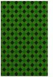 rug #671437 |  green check rug