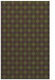 rug #671505 |  green check rug