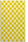 rug #671645 |  white check rug