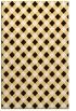 rug #671665 |  brown check rug