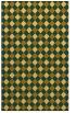 rug #671673 |  yellow check rug