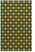 rug #671673 |  light-orange check rug