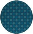 rug #671772 | round check rug