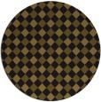 rug #671840   round check rug
