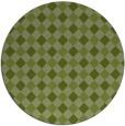 rug #671846   round check rug