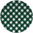 rug #671855 | round check rug