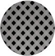rug #671893   round check rug