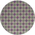 rug #671903 | round check rug
