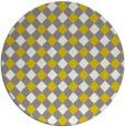 rug #671907   round check rug