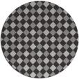 rug #671923   round check rug