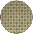 rug #672046   round check rug