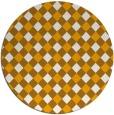 rug #672058 | round check rug