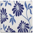rug #674465 | square blue natural rug