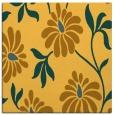rug #674489 | square light-orange natural rug