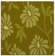 rug #674505 | square light-green rug