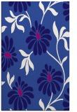 rug #674993 |  blue-violet natural rug